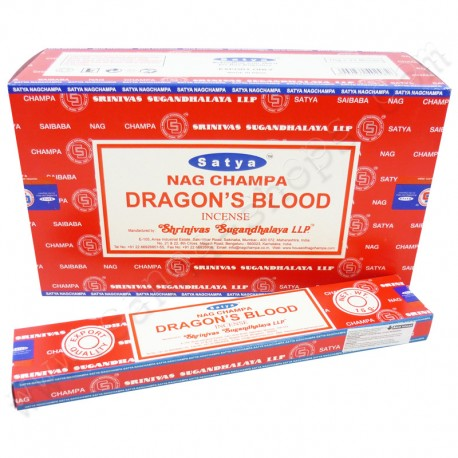 Encens Nag Champa Sang de Dragon