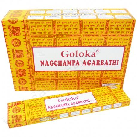 Goloka, incenso indiano barato