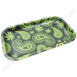 Paisley Rolling Tray XL