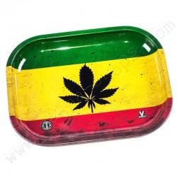 Plateau fumeurs Cannabis Rasta