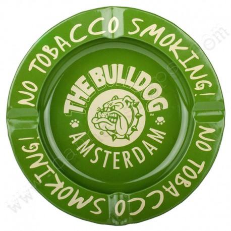 Cendrier Métal Vert The Bulldog Amsterdam