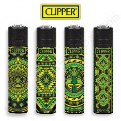 Aanstekers Clipper Azteca