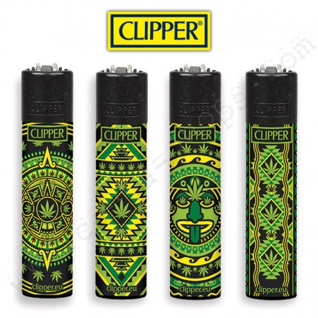 Encendedores Clipper Azteca