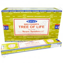 Incenso Nag Champa Tree of Life