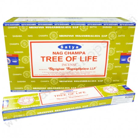 Wierook Nag Champa Tree of Life