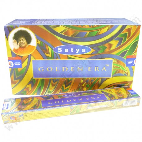 Satya Golden Era Nag Champa Incense