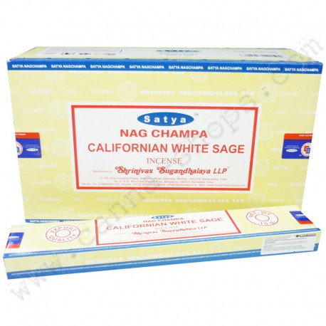 Californian White sage
