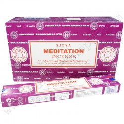 Satya Nag Champa Meditation Incense