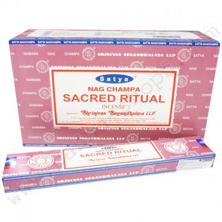 Satya Nag Champa Sacred Ritual Incense
