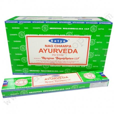 Encens Satya Ayurveda