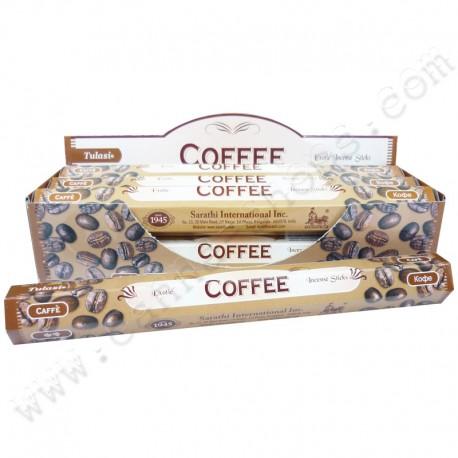 Wierook Koffie