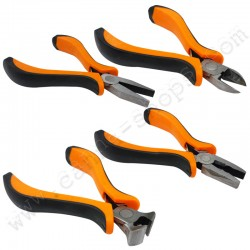 Precision Pliers Set 4 Pieces