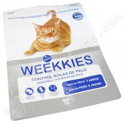 Sac cachette Weekies 3kg