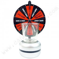 Wheel of Shots - Jeu d'ambiance alcool