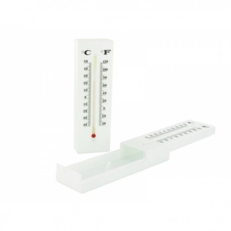 Thermomètre cachette
