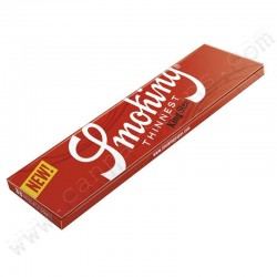 Smoking Thinnest Rolling papers