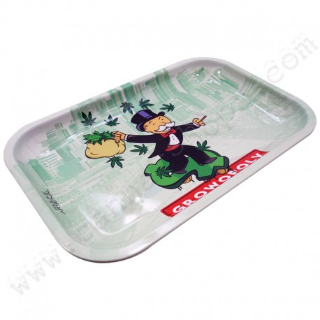 Growopoly XL Rolling Tray