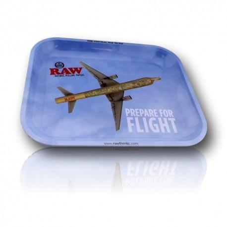 Rolling Tray Raw Flying High