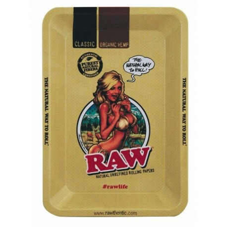 Plateau Raw Sexy Girl Mini