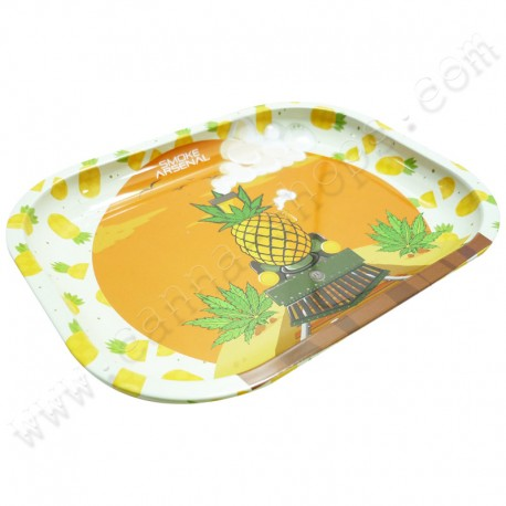 Pineapple Express Rolling Tray