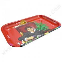 Rolling Tray Tony Montana Scarface