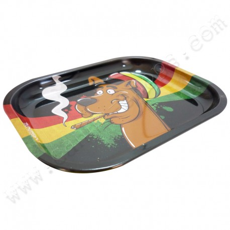 Rolling Tray Scooby Doo