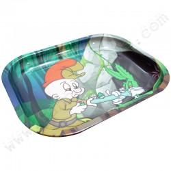 Plateau Bugs Bunny et le Chasseur