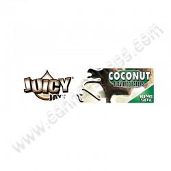 Feuilles slim aromatisées Noix de Coco