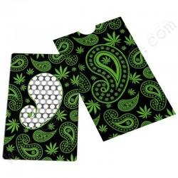 Grinder carte Paisley Weed