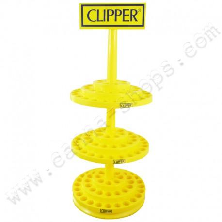 Clipper rotating display