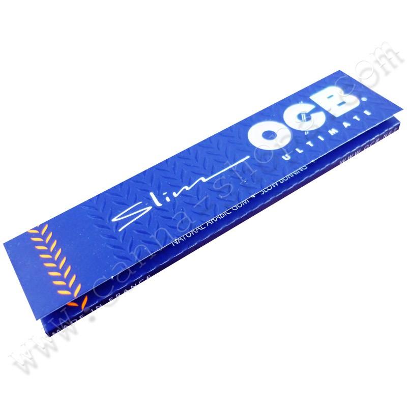 Feuilles OCB Ultimate Slim