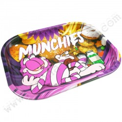 Munchies Metal Rolling Tray