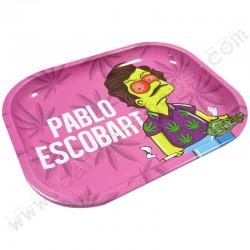 Bandeja de liar Pablo Escobart