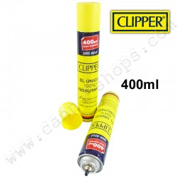 Recharge Gaz Clipper 400ml