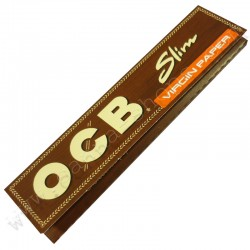 Feuilles OCB slim Virgin Paper