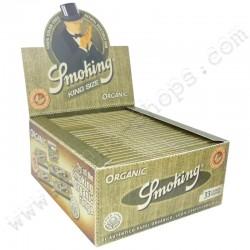 Feuilles Smoking Organic Slim