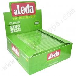Boite de feuilles à rouler Aleda, feuilles 100% transparentes