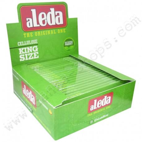 Box fueilles rolling Aleda, sheets are 100% transparent