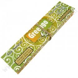Feuilles à rouler Greengo 2 en 1, feuilles et filtres
