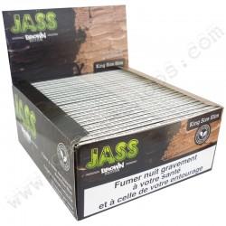 Caja de papel de fumar JASS Brown
