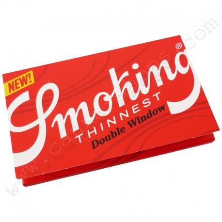Smoking Thinnest Regular Double Window