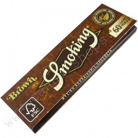 Feuilles Smoking Brown Regular (Single Window)