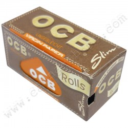 Feuilles OCB Virgin Rolls