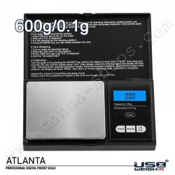 Balance digitale Atlanta 600gr
