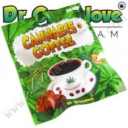 Café infusé au Cannabis