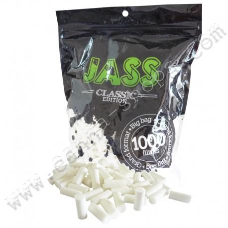 Filtres Jass 6mm sachet de 1000