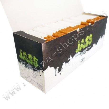 Tubes cigarettes JASS x 500