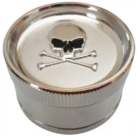 Skull Pollinator Grinder Ø50mm