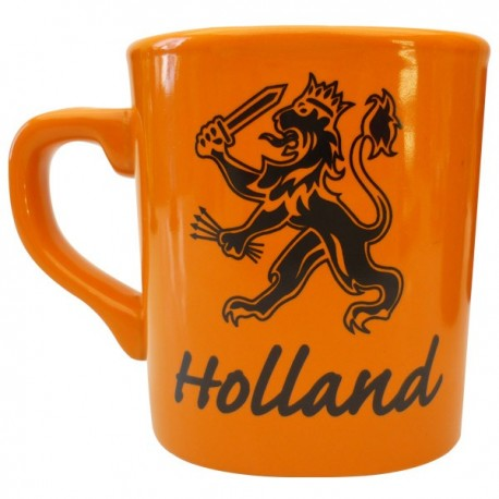 Mok of Kopje koffie Holland Groot model