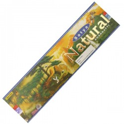 Incensos Satya natural pack de 45gr
